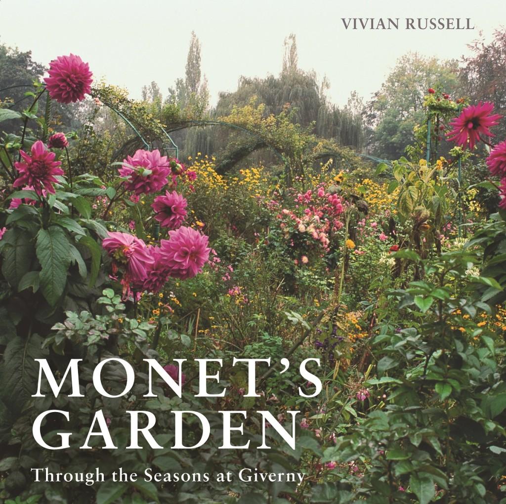 Monet\'s Garden by Vivian Rusell – ArtMag