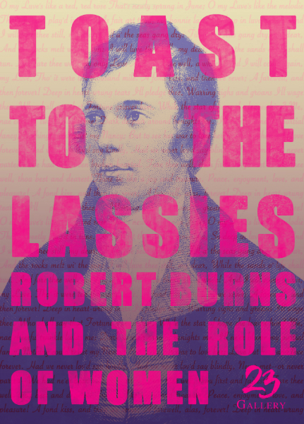 Toast to the Lassies: Robert Burns & The Role Of Women | Call for ...