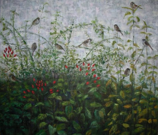 homage to the sparrows