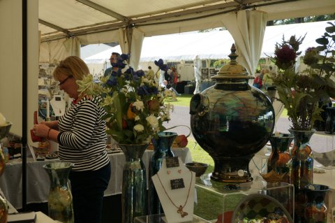 WIN! A pair of tickets to Potfest Scotland at Scone Palace in Perth and a ceramic piece worth £100!
