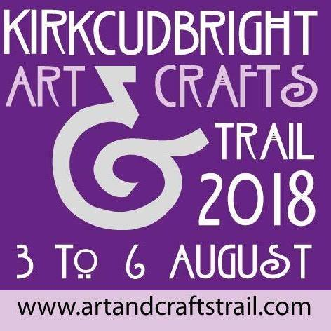 Kirkudbright: art and craft trail 2018