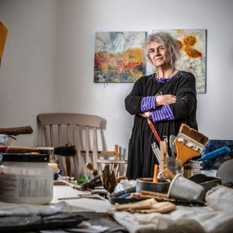 Maggie Ayres Gracefield Arts Centre