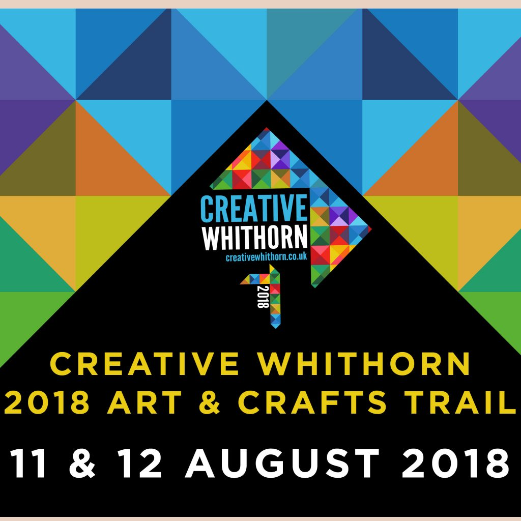 Creative Whithorn, 2018 Art & Crafts Trail