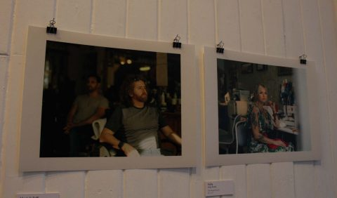 Upright Gallery Between Bruntsfield and Tollcross by Inzajeano Latif