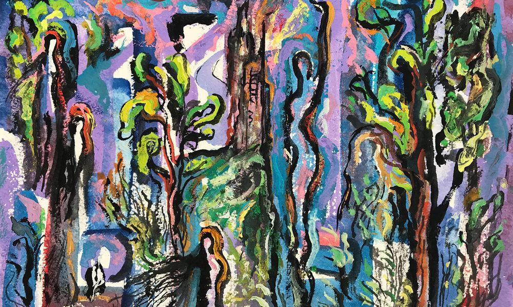 David Sandum Union Gallery
