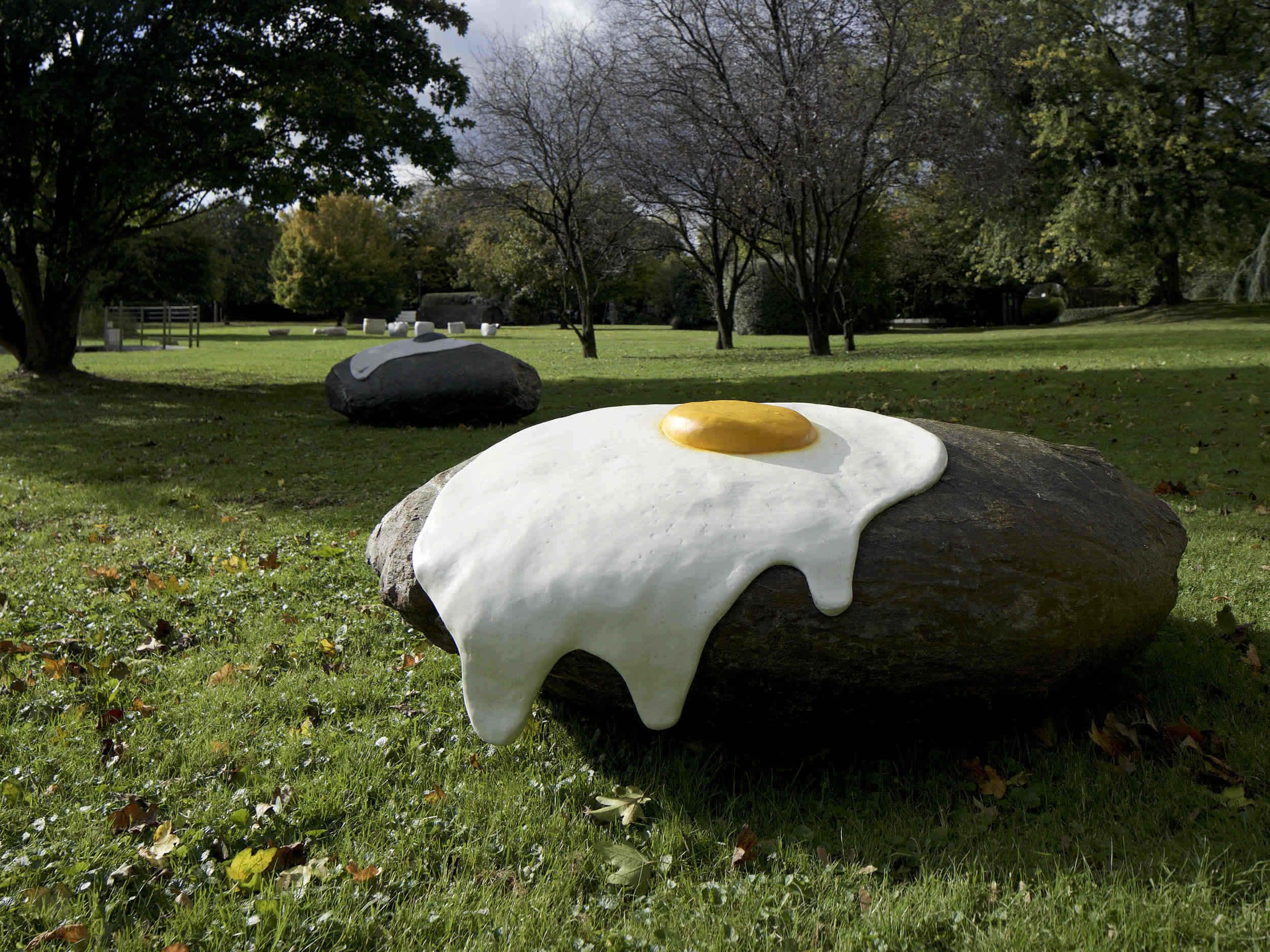 Pedro Wirz, 'Trilobites', 2013-17, Courtesy of the artist (Cologne Sculpture Park)