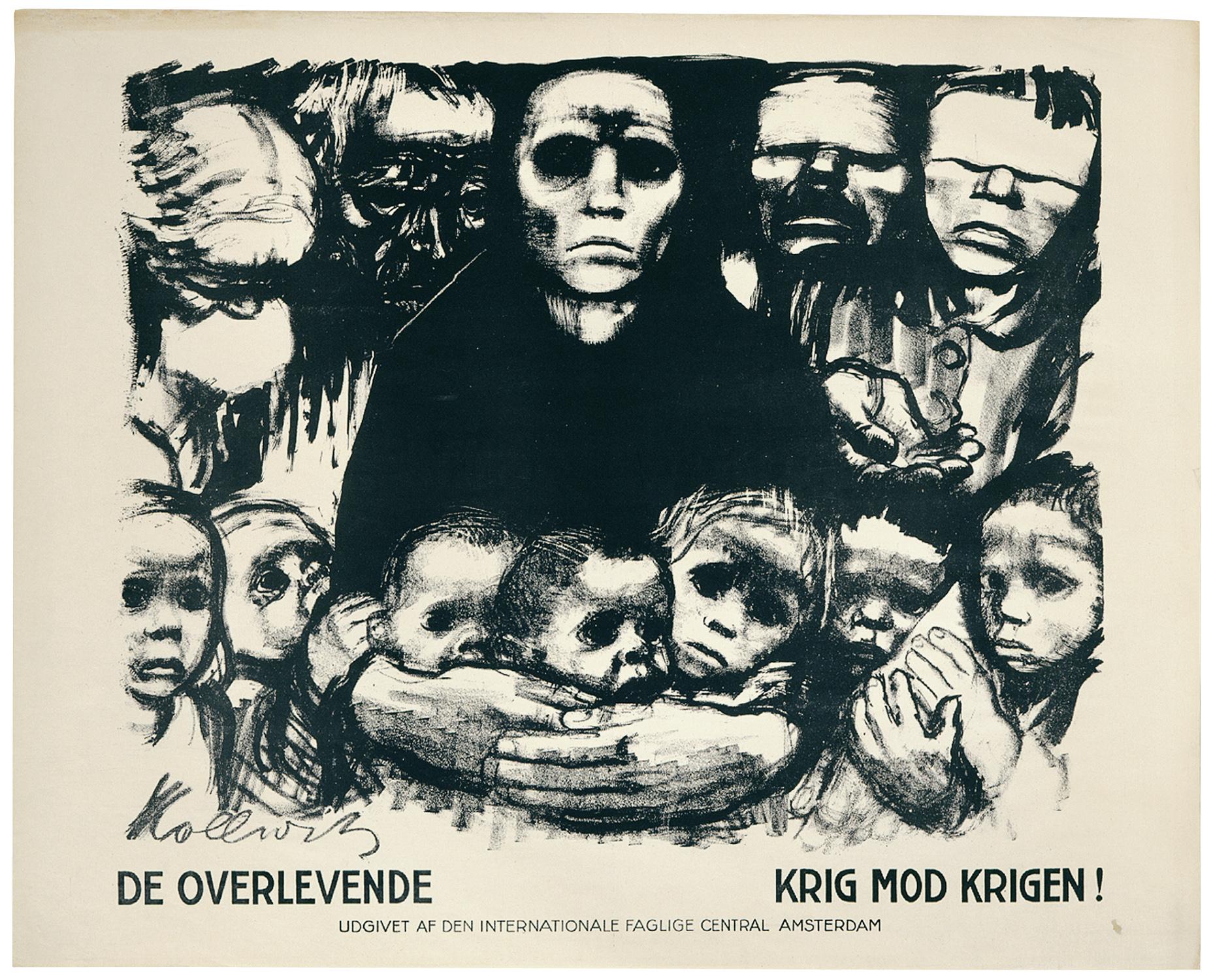 Käthe Kollwitz, 'The Survivors', 1923 © Käthe Kollwitz Museum Cologne