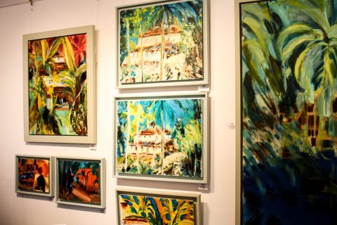 Marchmont Gallery, Menon