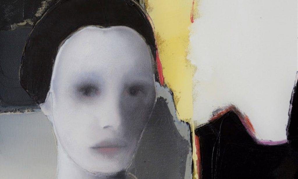 Velvet Easel Gallery Jane McCance Head Study