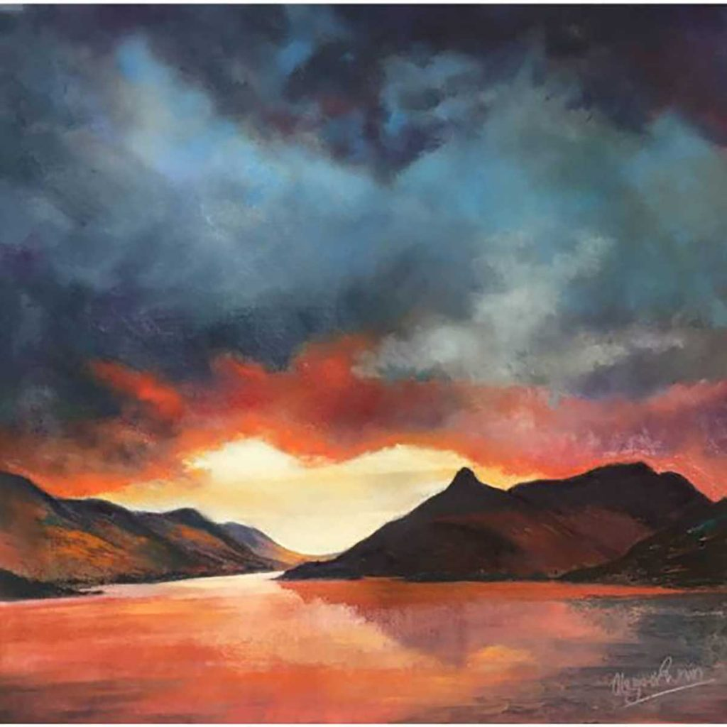 The Aberfeldy Gallery: Margaret Evans & Gillian Goodheir
