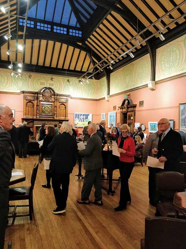 The Glasgow Art Club: David Michie, A Retrospective