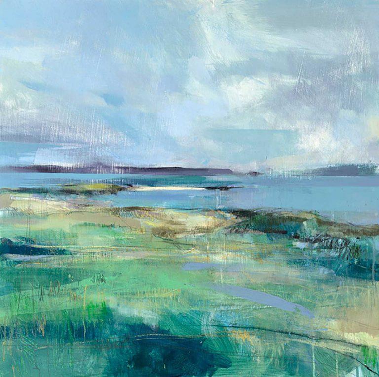 Laurel Gallery: Janette Phillips, Strands