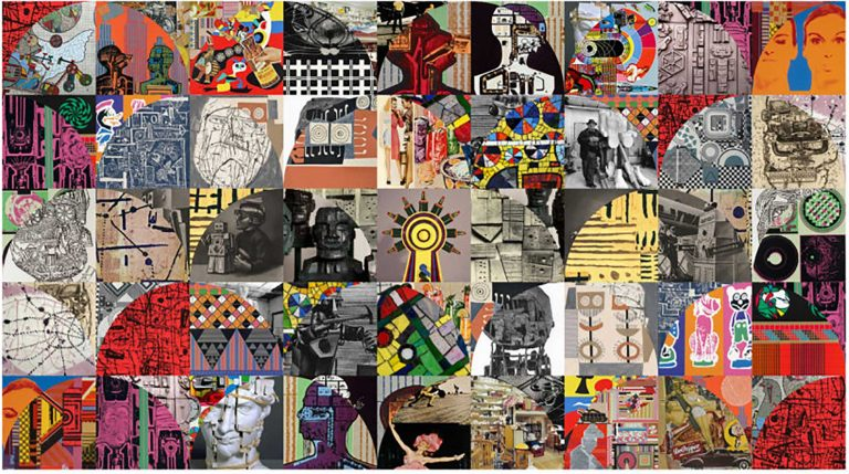 Royal Scottish Academy: Conversations with Paolozzi