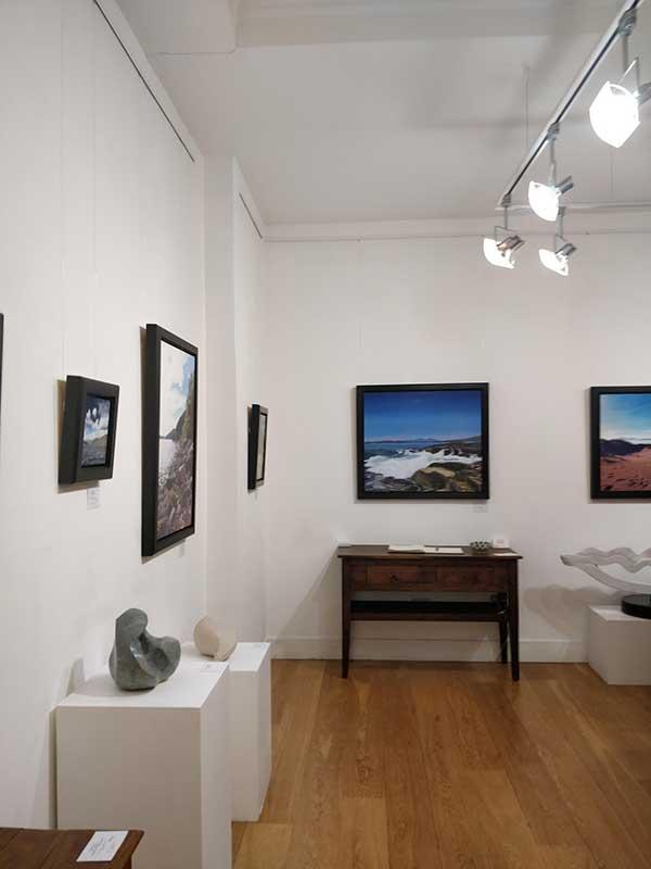 ScotlandArt, Andrew Tough, Exhibition Opening, Glasgow