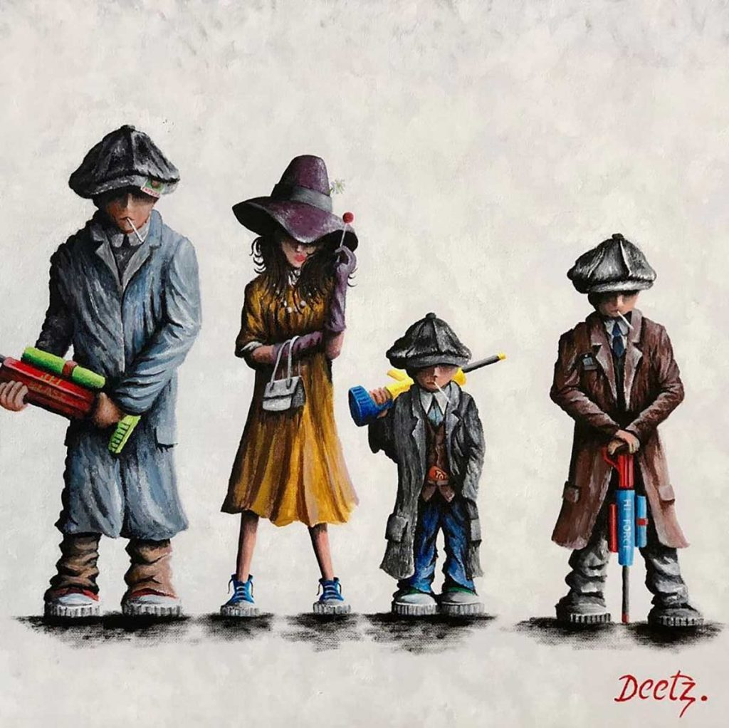 Blagdon Gallery: Peter 'Deetz' Davidson