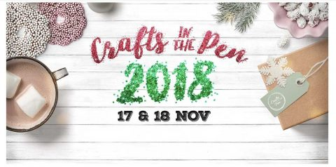Crafts in the Pen 2018