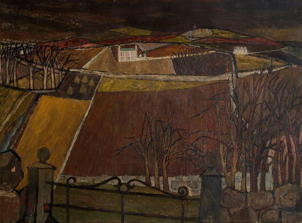 Kirkcudbright Galleries: An Artistic Affinity: William Gillies, John Maxwell, Archie Sutter Watt
