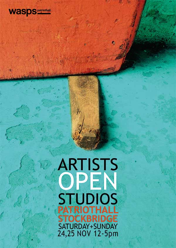Patriothall Art Gallery: Wasps Open Studios