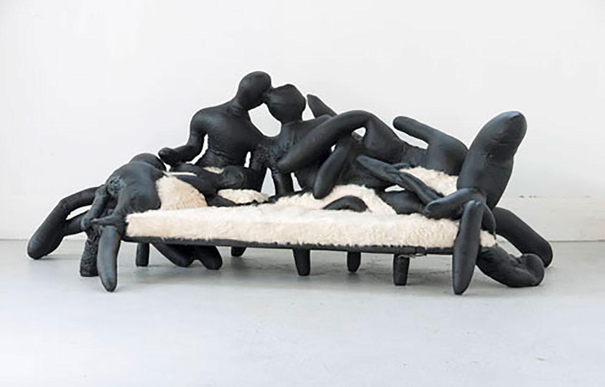 Atelier van Lieshout, 'Body Sofa'