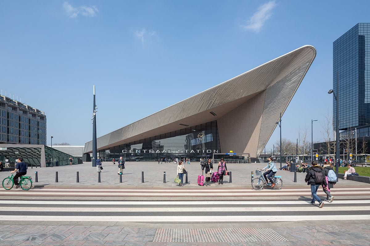 Centraal Station, Photo: Ossip van Duivenbode