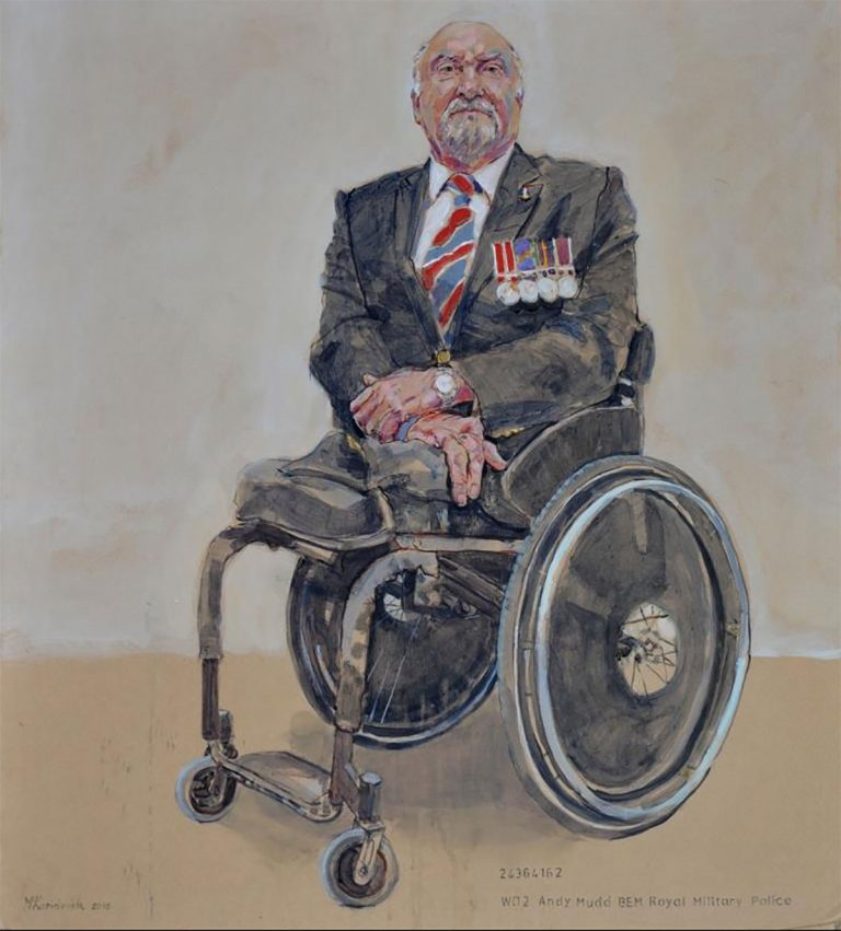 Clydebank Museum & Art Gallery: Tom McKendrick, Soldiers