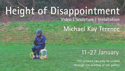 Upright Gallery: Michael Kay Terence, Height of Disappointment