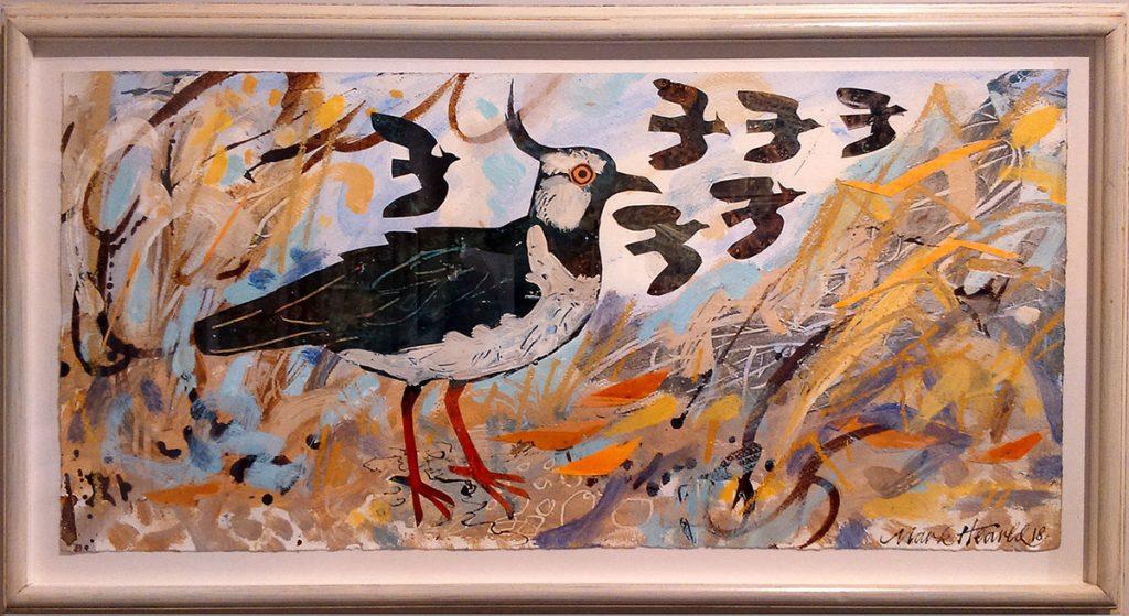 The Scottish Gallery: Mark Hearld, Studio Life
