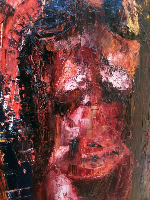 Denis Houlihan: 'Hera' [Detail]