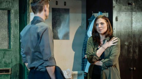 King's Theatre, Edinburgh: The Girl on the Train