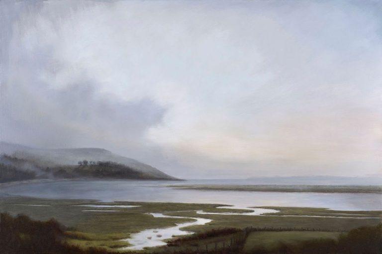 Fine Art Society Edinburgh: Victoria Orr Ewing, Ebb & Flood