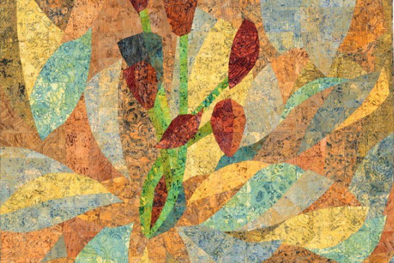 Kirkcudbright Galleries: Quilt Art, Dialogues