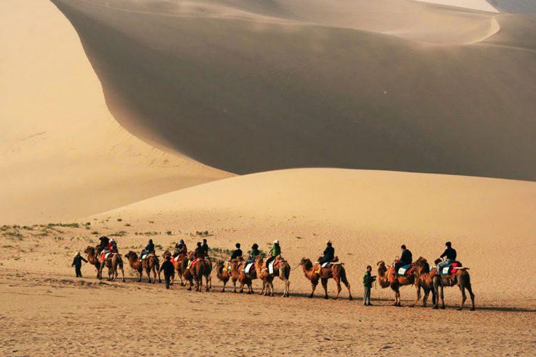 The Nomads Tent: Silk Road Symposium