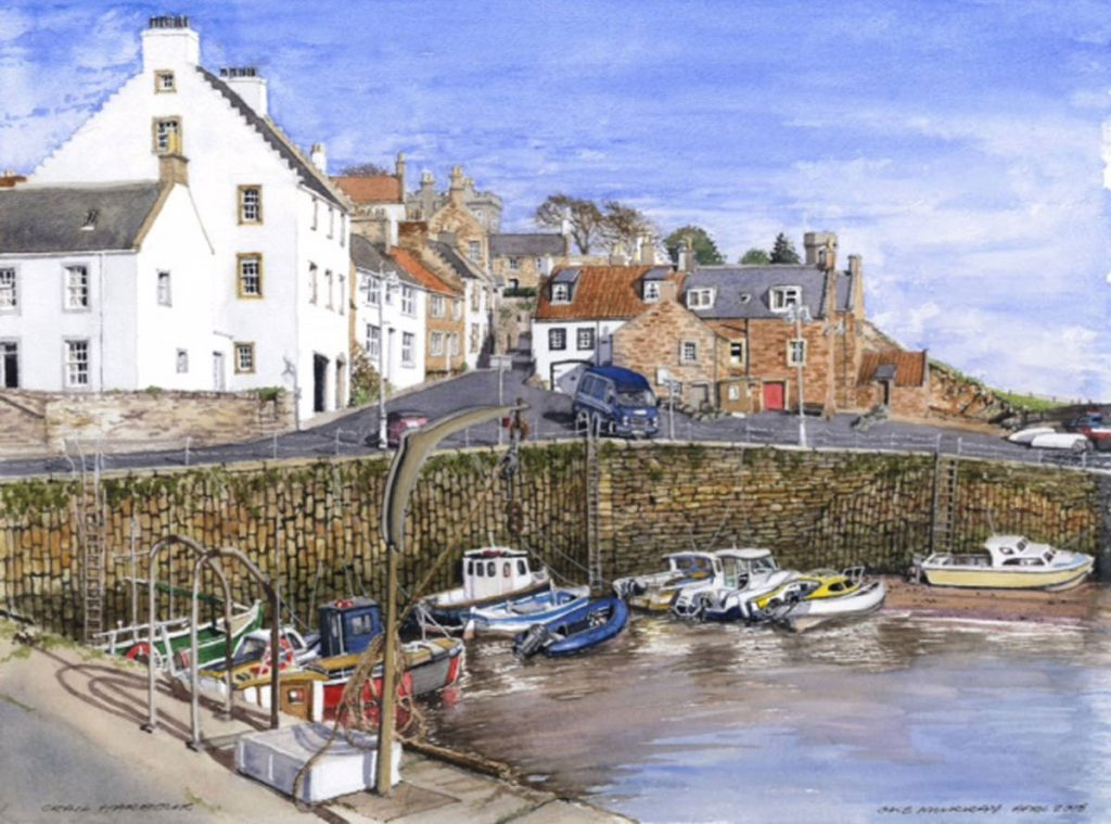 Pittenweem Artists & Galleries at Easter