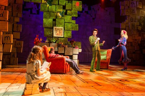 Edinburgh Playhouse: Matilda The Musical