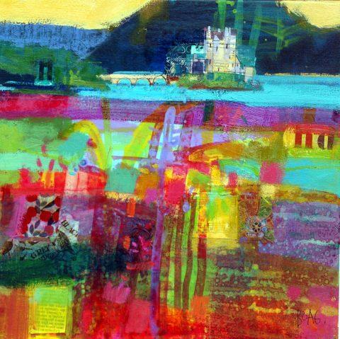 Eduardo Alessandro Studios, Dundee: Francis Boag, Grace Notes