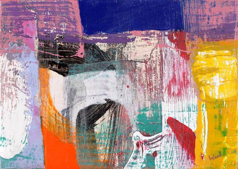 Fidra Fine Art, Gullane: Abstracted