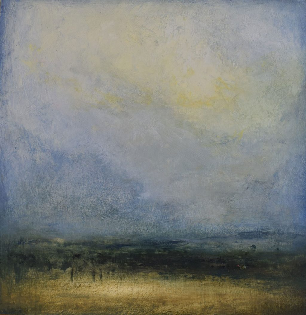 Fraser Gallery, St Andrews: Robert MacMillan, Towards the Estuary