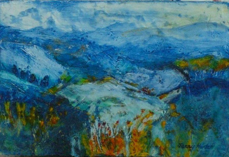 Larks Gallery: Jenny Hunter