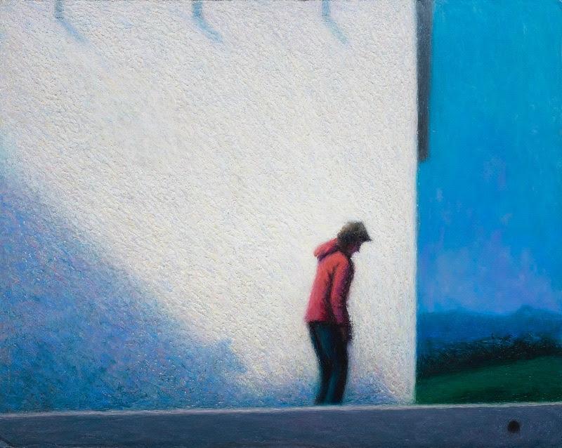 Leith School of Art, Corridor Gallery: Philip Archer, Departing