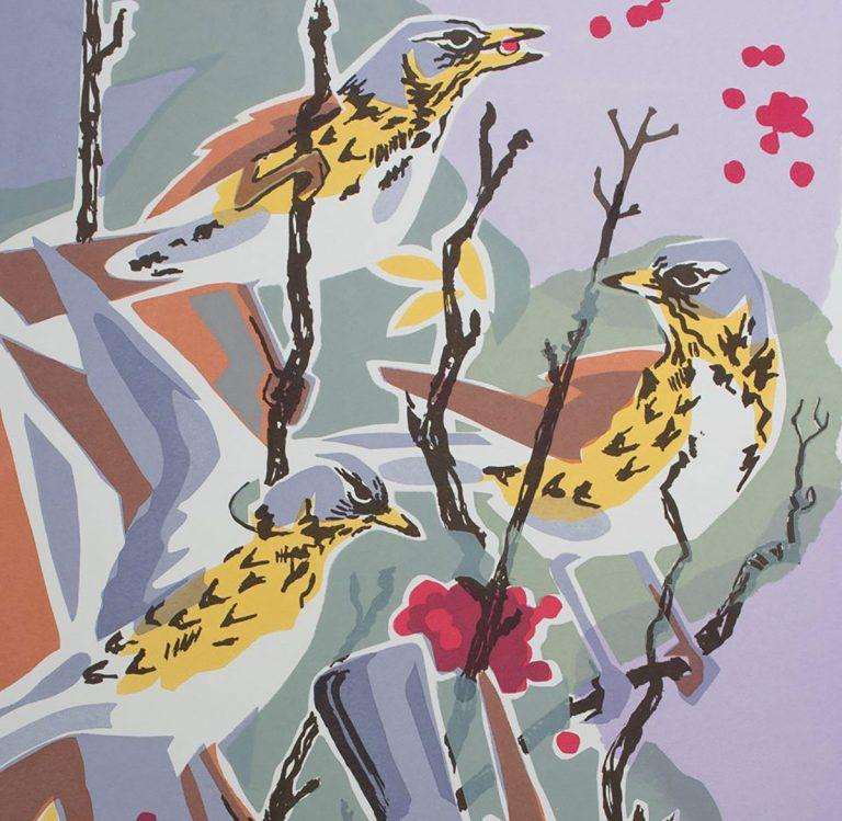 Scottish Ornithologists' Club, Aberlady: Kittie Jones & Jane Smith, Coast to Coast