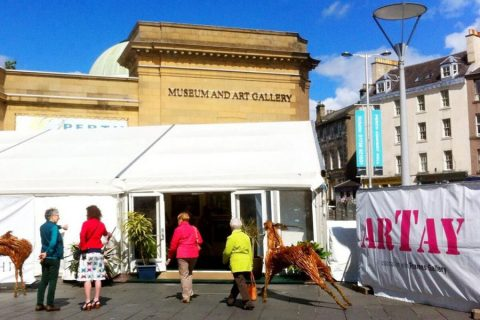 Perth Festival of Art: arTay