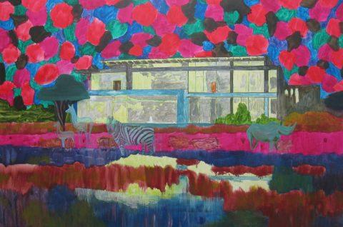 Arusha Gallery, Edinburgh: Eleanor Moreton, Wodewose