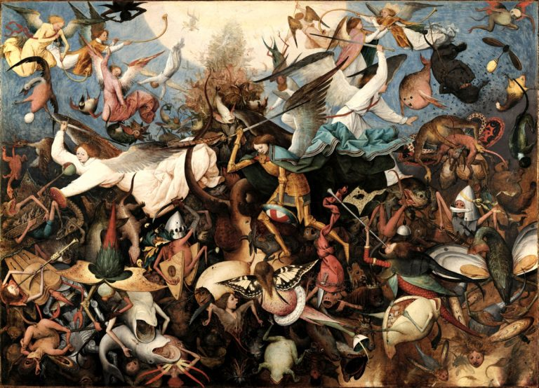'The Fall of the Rebel Angels'