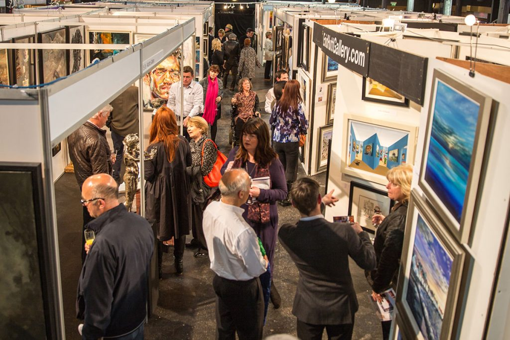 Glasgow Contemporary Art Fair 2019