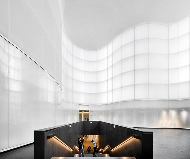 Museo delle Culture (MUDEC). Photo: OskarDaRiz for Stahlbau Pichler