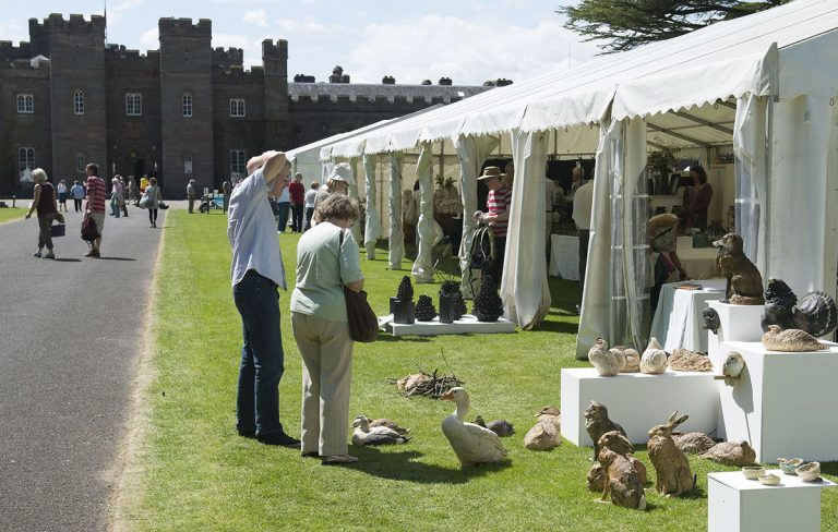 Scone Palace, Perth: Potfest Scotland 2019