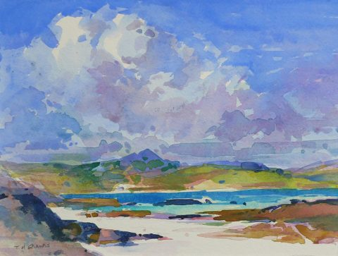 Tighnabruaich Gallery, Argyll: Tom Shanks, Drawings and Watercolours