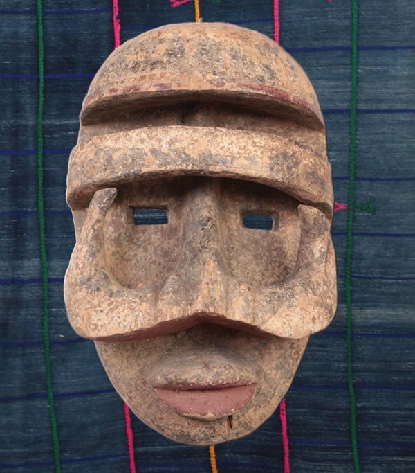 Nomads Tent Mask I