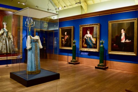 Russia, Royalty and the Romanovs exhibition at The Queen's Gallery, Edinburgh