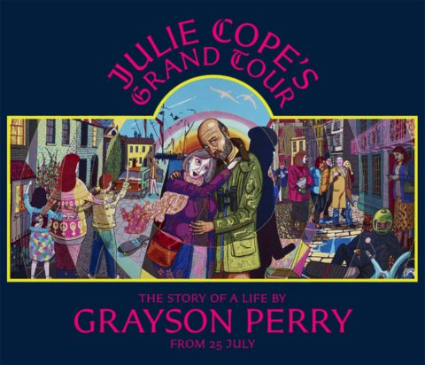 Grayson Perry Julie Cope